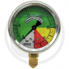 Manometer Ø 63mm
